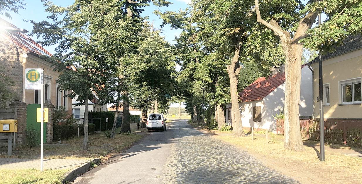 Gröbener Dorfstraße