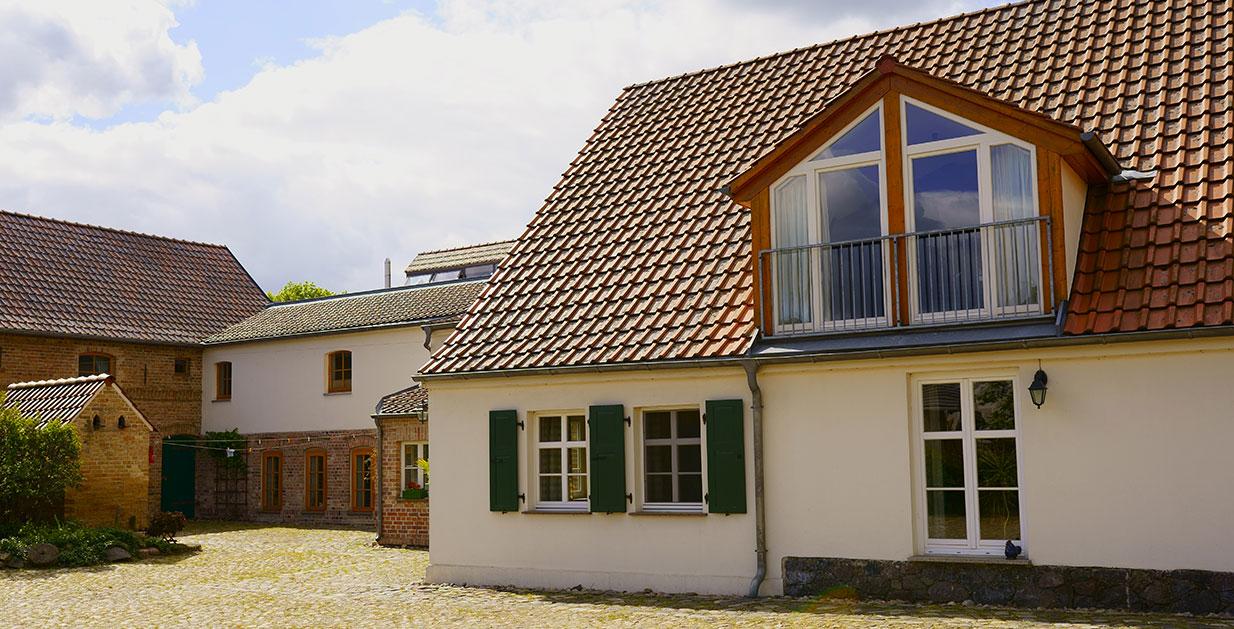 Bauerngut Thielicke, Ferienhaus